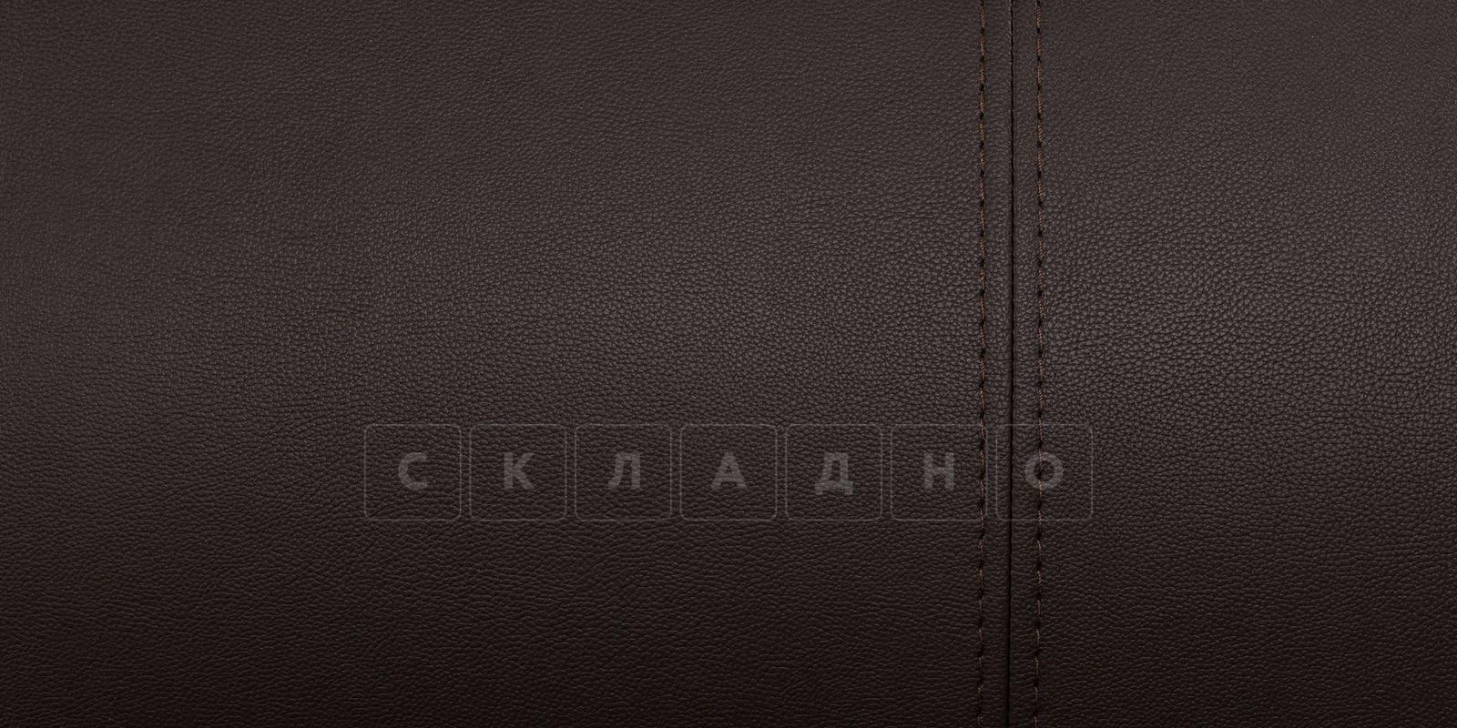 Мягкая кровать Афина 160см экокожа коричневого цвета фото 8   интернет-магазин Складно