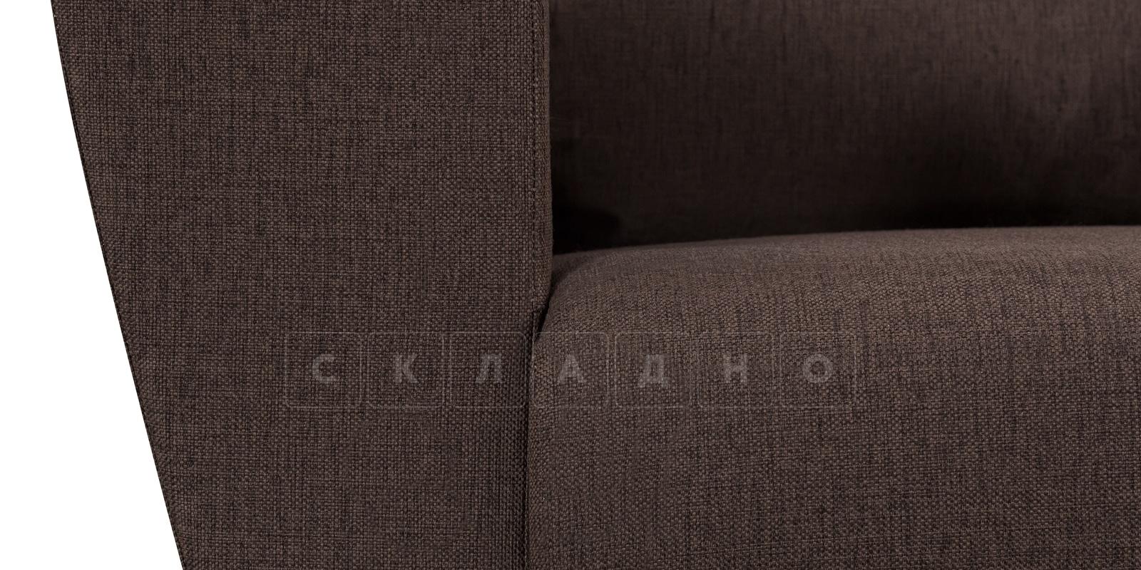 Кресло Амстердам коричневого цвета фото 5 | интернет-магазин Складно