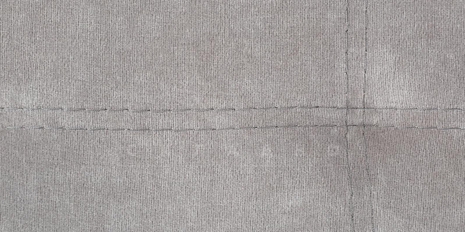 Угловой диван Атланта велюр светло-серый фото 9 | интернет-магазин Складно