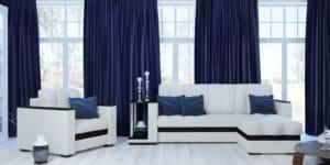 Угловой диван Атланта экокожа молочный 20950 рублей, фото 10   интернет-магазин Складно
