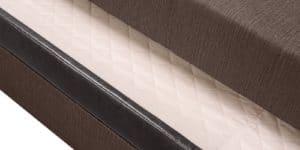 Угловой диван Атланта рогожка коричневого цвета 18990 рублей, фото 6 | интернет-магазин Складно