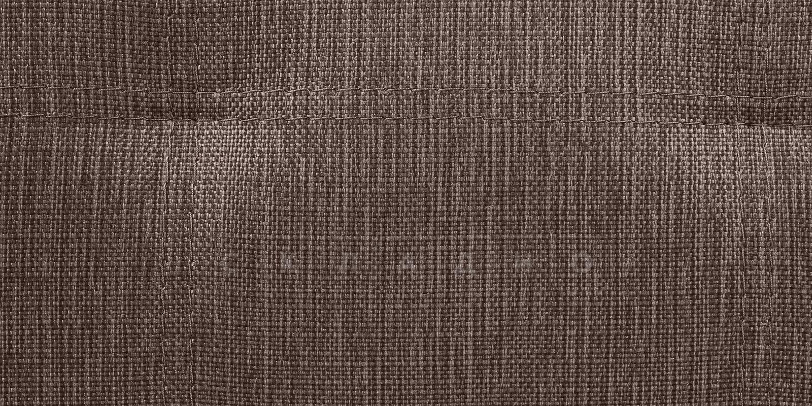 Угловой диван Атланта рогожка коричневого цвета фото 9 | интернет-магазин Складно