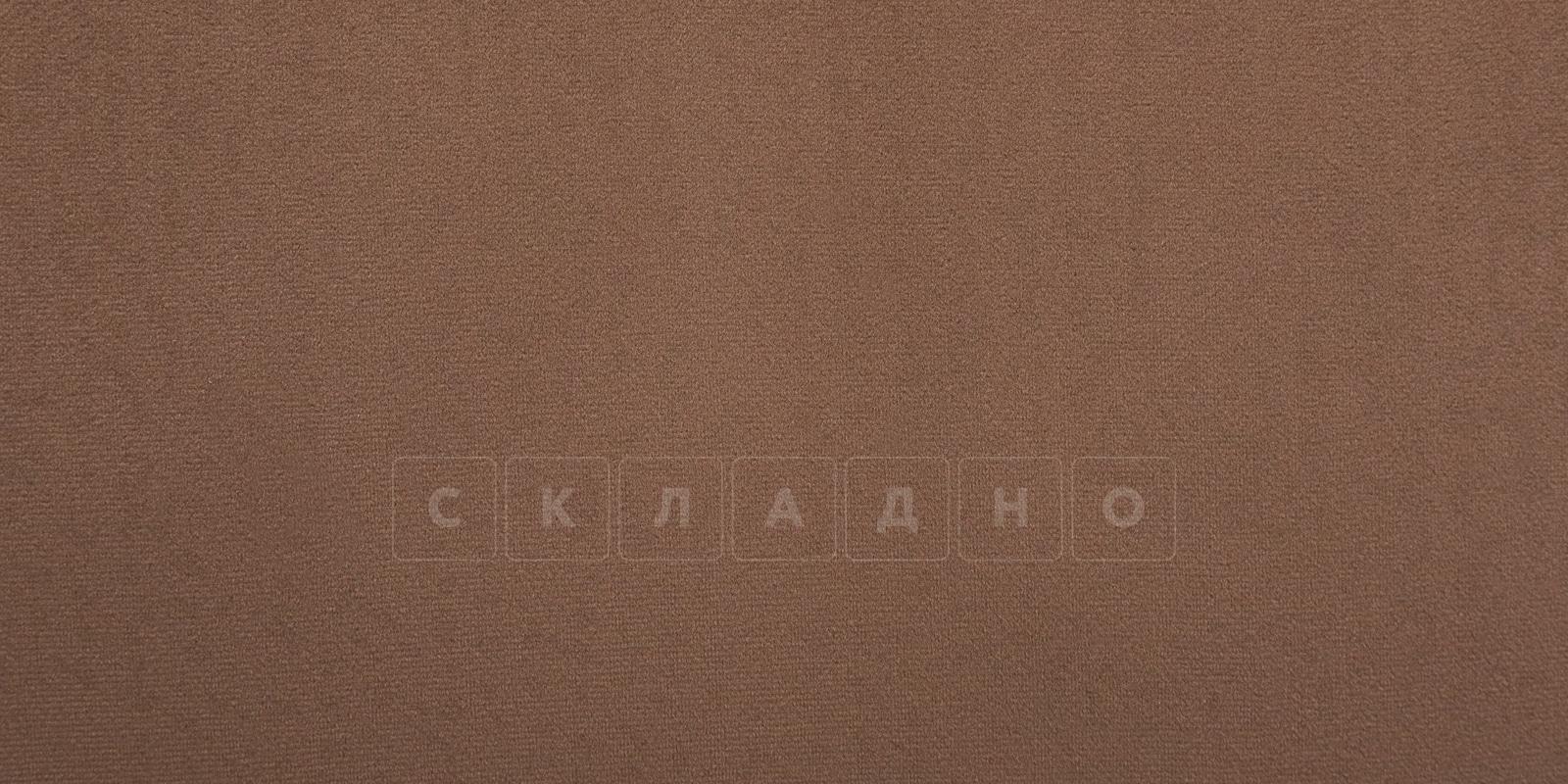Диван Бристоль велюр коричневый фото 8 | интернет-магазин Складно