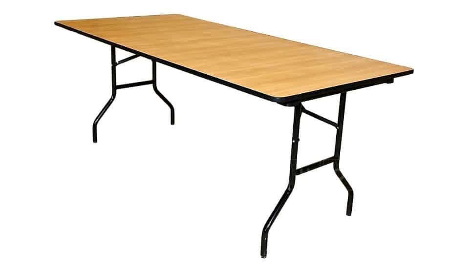Складной стол Дельта прямоугольный 270 х 90 см. фото 1 | интернет-магазин Складно