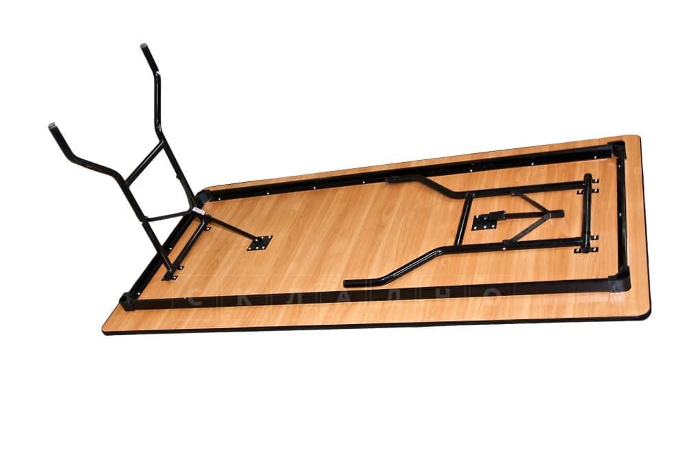 Складной стол Дельта прямоугольный 270 х 90 см. фото 2 | интернет-магазин Складно