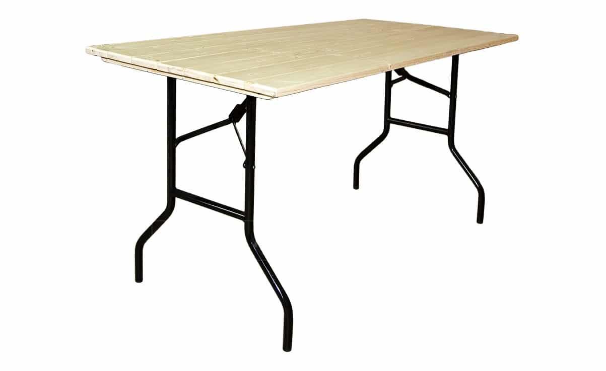 Складной стол Рейка прямоугольный 180 х 70 см. фото 1 | интернет-магазин Складно