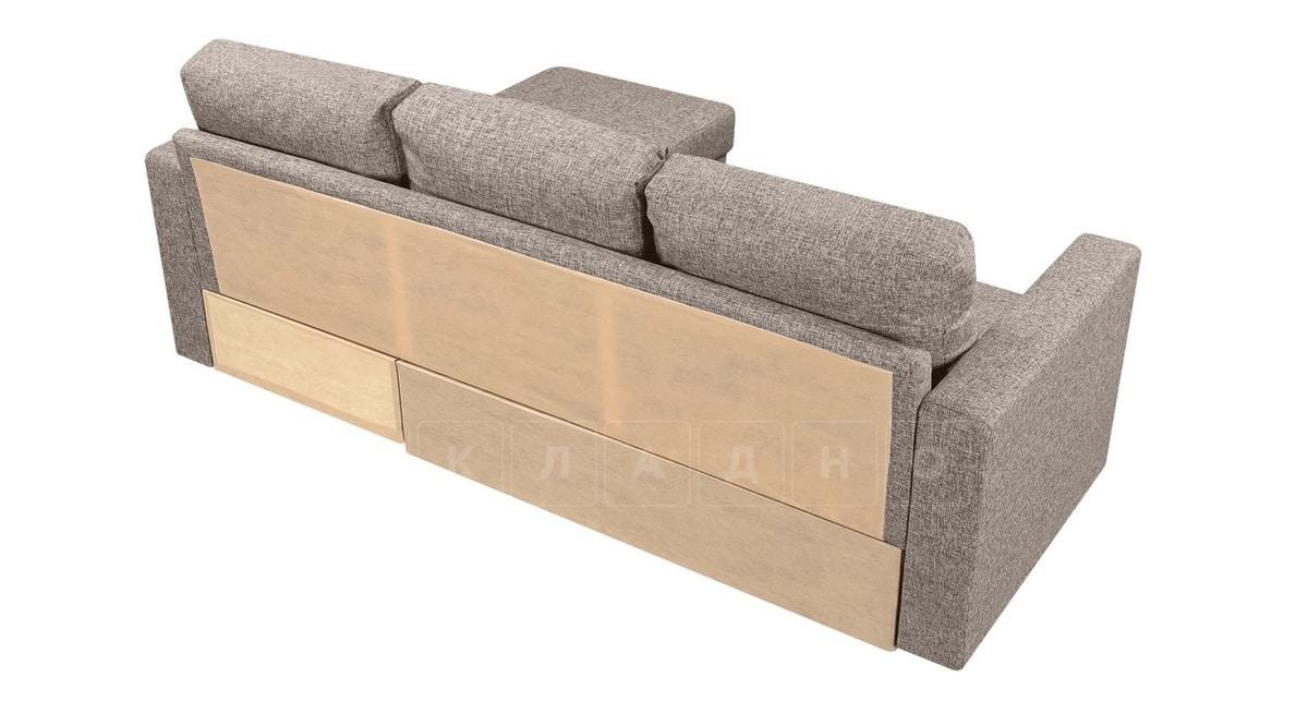 Угловой диван Турин темно-бежевый фото 4 | интернет-магазин Складно