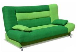 Диван-книжка Лодочка зеленого цвета-5260 фото | интернет-магазин Складно