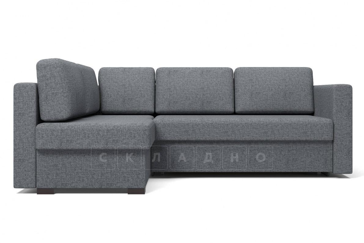 Угловой диван Джессика серый левый фото 2 | интернет-магазин Складно