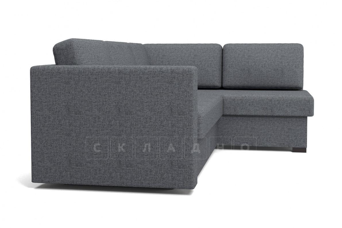 Угловой диван Джессика серый правый фото 3 | интернет-магазин Складно