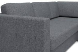 Угловой диван Джессика серый правый 22990 рублей, фото 4 | интернет-магазин Складно