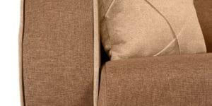 Диван Флэтфорд рогожка коричневый цвет 36950 рублей, фото 7 | интернет-магазин Складно