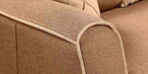 Диван Флэтфорд рогожка коричневый цвет 36950 рублей, фото 8 | интернет-магазин Складно
