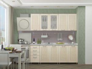 Кухонный гарнитур Изабелла 2,0 м 12990 рублей, фото 1 | интернет-магазин Складно