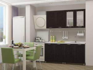 Кухонный гарнитур Изабелла 1,6м 9370 рублей, фото 1 | интернет-магазин Складно