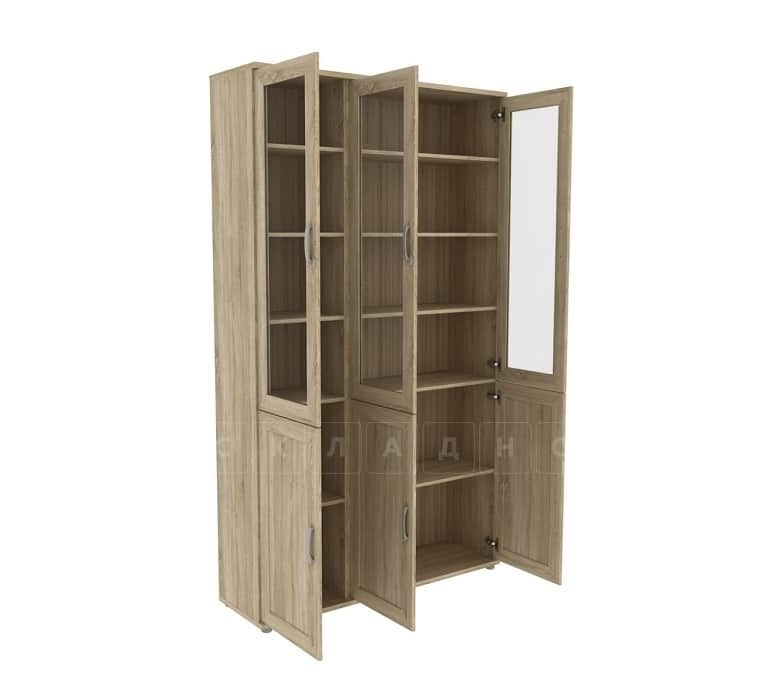 Книжный шкаф 503-10 дуб сонома фото 2 | интернет-магазин Складно