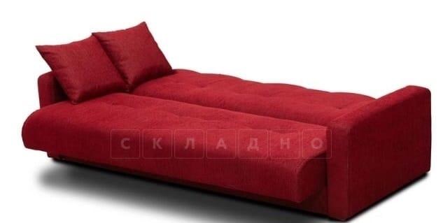 Диван-книжка Комфорт пружинный бордовый фото 2 | интернет-магазин Складно