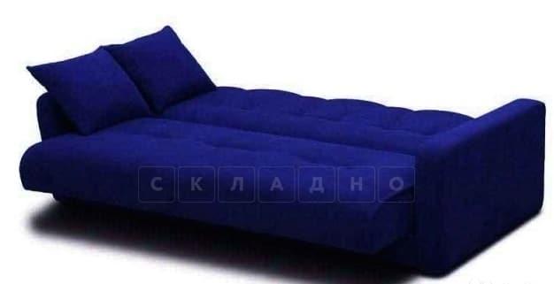 Диван-книжка Комфорт пружинный синий фото 2 | интернет-магазин Складно