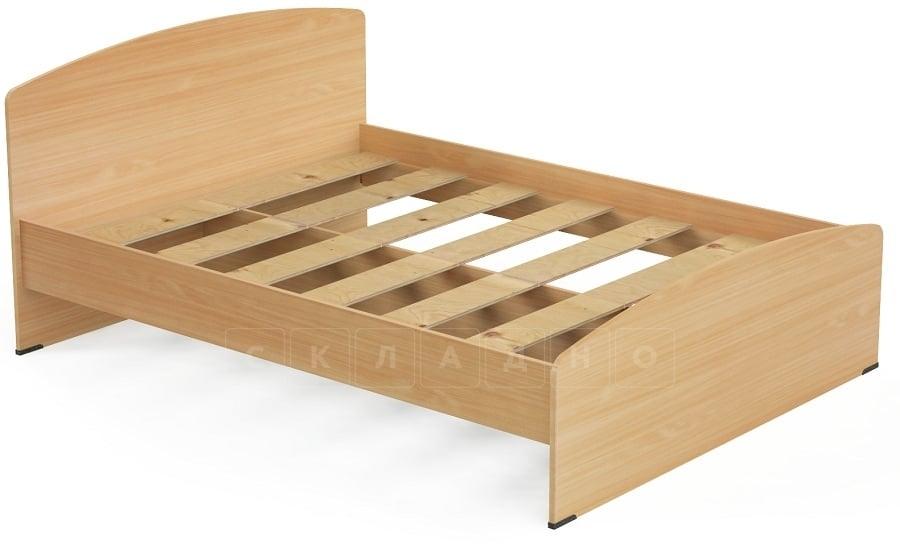 Кровать Л-1 140 см фото 2 | интернет-магазин Складно