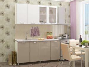 Кухонный гарнитур Настя 1,6 м  9990  рублей, фото 1 | интернет-магазин Складно