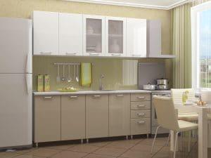 Кухонный гарнитур Настя 2,0 м  18910  рублей, фото 1 | интернет-магазин Складно