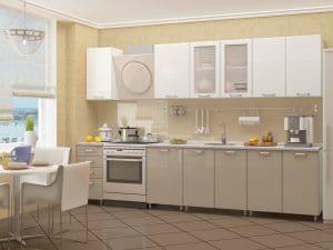 Кухонный гарнитур Настя 2,5 м  24180  рублей, фото 1 | интернет-магазин Складно