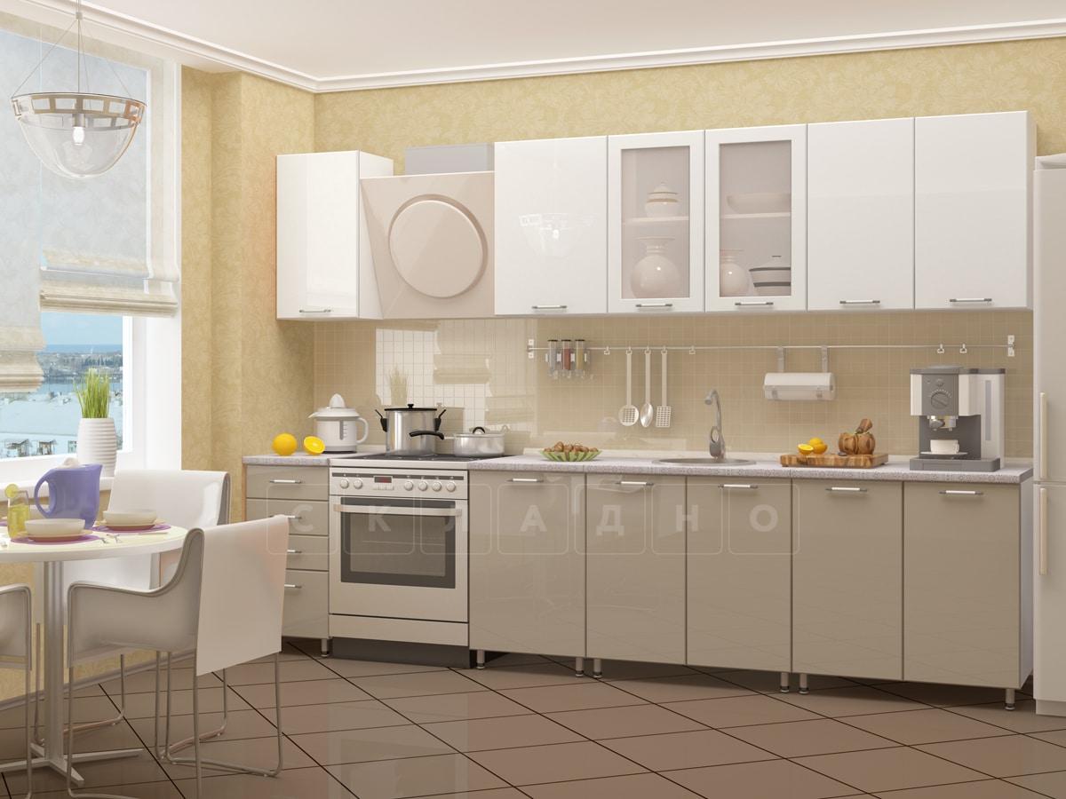 Кухонный гарнитур Настя 2,5 м фото 1 | интернет-магазин Складно