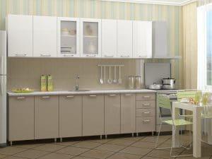 Кухонный гарнитур Настя 2,6 м  28950  рублей, фото 1 | интернет-магазин Складно