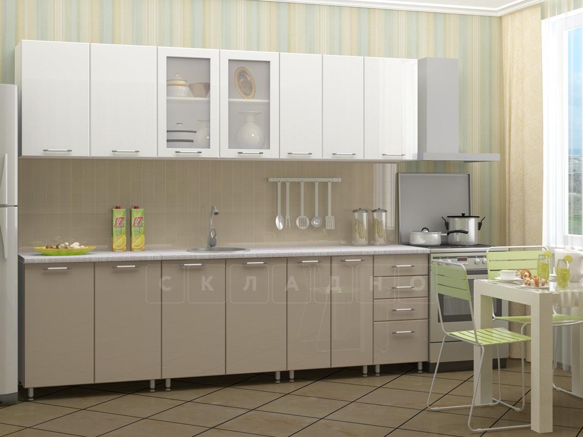Кухонный гарнитур Настя 2,6 м фото 1 | интернет-магазин Складно
