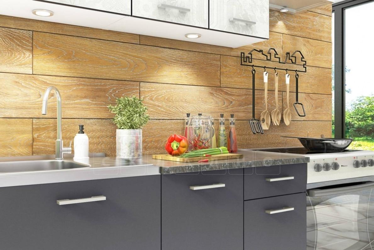 Кухонный гарнитур Бланка 2,0 м спринт фото 3 | интернет-магазин Складно