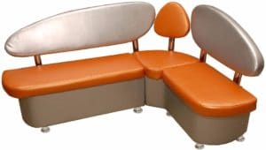 Кухонный диван Техно 120х160 см фото | интернет-магазин Складно