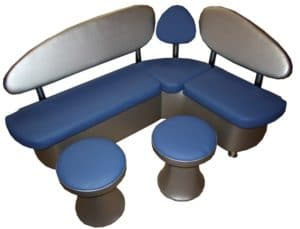 Кухонный диван Техно 120х160см 8490 рублей, фото 3 | интернет-магазин Складно