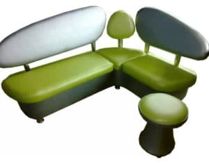 Кухонный диван Техно 120х160см 8490 рублей, фото 5 | интернет-магазин Складно