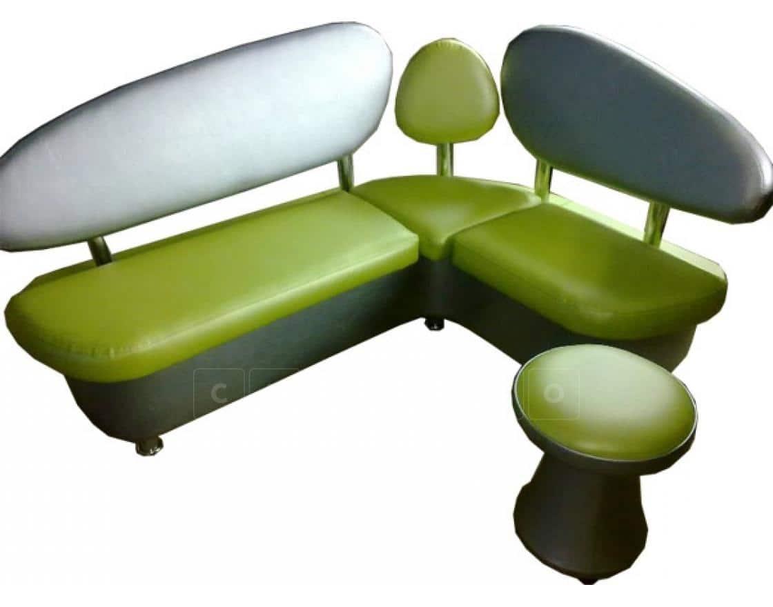 Кухонный диван Техно 120х160 см фото 5 | интернет-магазин Складно