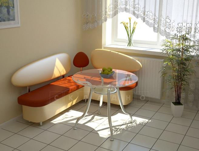 Кухонный диван Техно 120х160 см фото 7 | интернет-магазин Складно