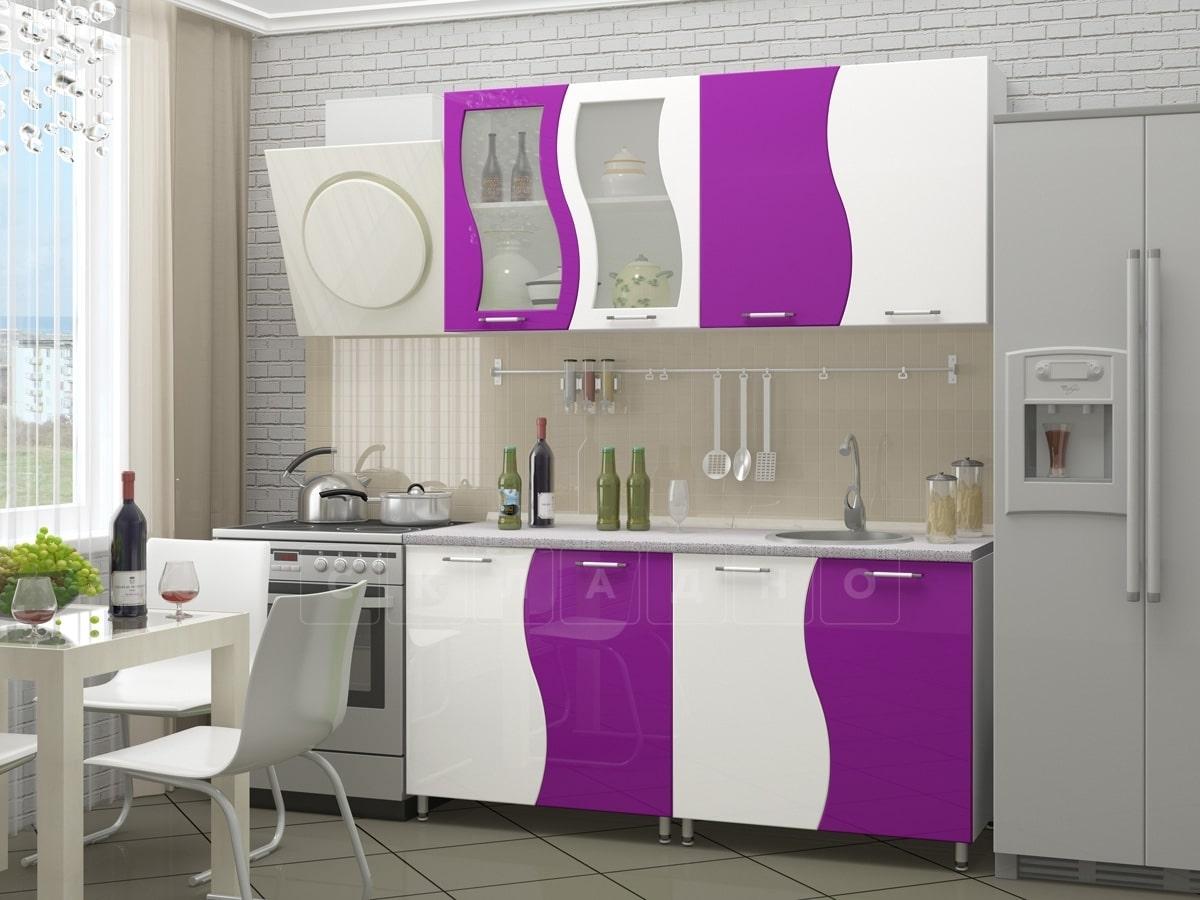 Кухонный гарнитур Волна 1,6м фото 2 | интернет-магазин Складно