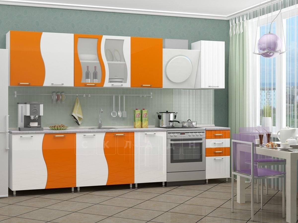 Кухонный гарнитур Волна 2,5 м фото 2 | интернет-магазин Складно