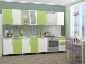 Кухонный гарнитур Волна 2,5 м 27790 рублей, фото 5 | интернет-магазин Складно
