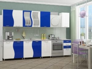 Кухонный гарнитур Волна 2,5 м 27790 рублей, фото 4 | интернет-магазин Складно