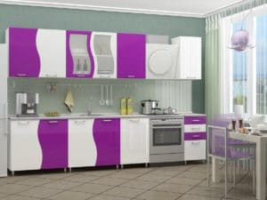 Кухонный гарнитур Волна 2,5 м 27790 рублей, фото 3 | интернет-магазин Складно