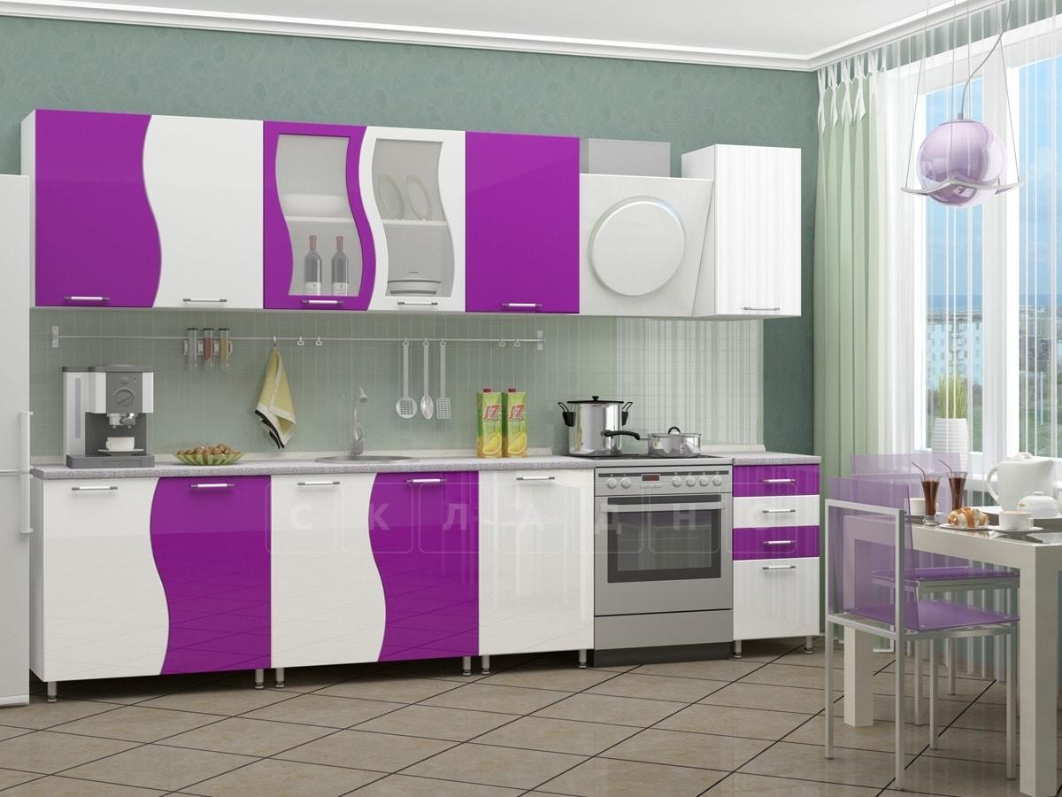 Кухонный гарнитур Волна 2,5 м фото 3 | интернет-магазин Складно