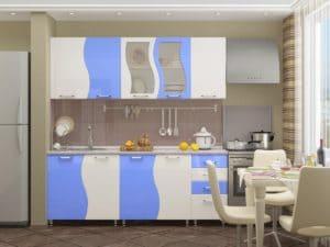 Кухонный гарнитур Волна 2,0 м 18910 рублей, фото 6 | интернет-магазин Складно