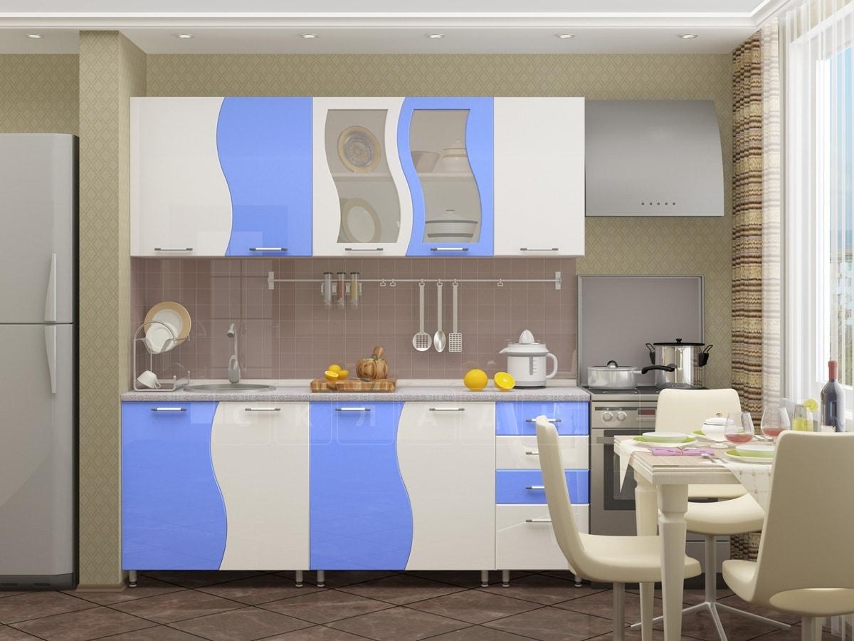 Кухонный гарнитур Волна 2,0 м фото 6 | интернет-магазин Складно