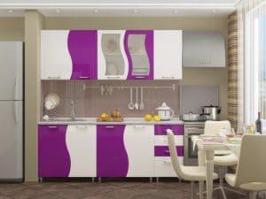 Кухонный гарнитур Волна 2,0 м 18910 рублей, фото 3 | интернет-магазин Складно