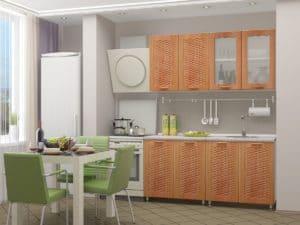 Кухонный гарнитур Изабелла 1,6м 9370 рублей, фото 3 | интернет-магазин Складно