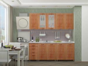 Кухонный гарнитур Изабелла 2,0 м 12990 рублей, фото 2 | интернет-магазин Складно