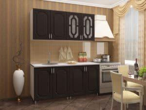Кухонный гарнитур Жасмин 1,6м 9370 рублей, фото 3 | интернет-магазин Складно