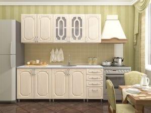 Кухонный гарнитур Жасмин 2,0м 12990 рублей, фото 1 | интернет-магазин Складно
