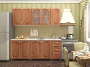 Кухонный гарнитур Жасмин 2,0м 12990 рублей, фото 2 | интернет-магазин Складно