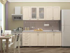 Кухонный гарнитур Венеция 2,0м 12990 рублей, фото 2 | интернет-магазин Складно